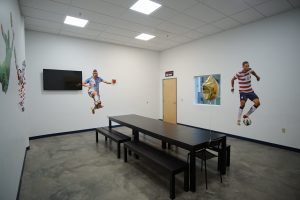 Roots Athletic Center Birthday Party Room