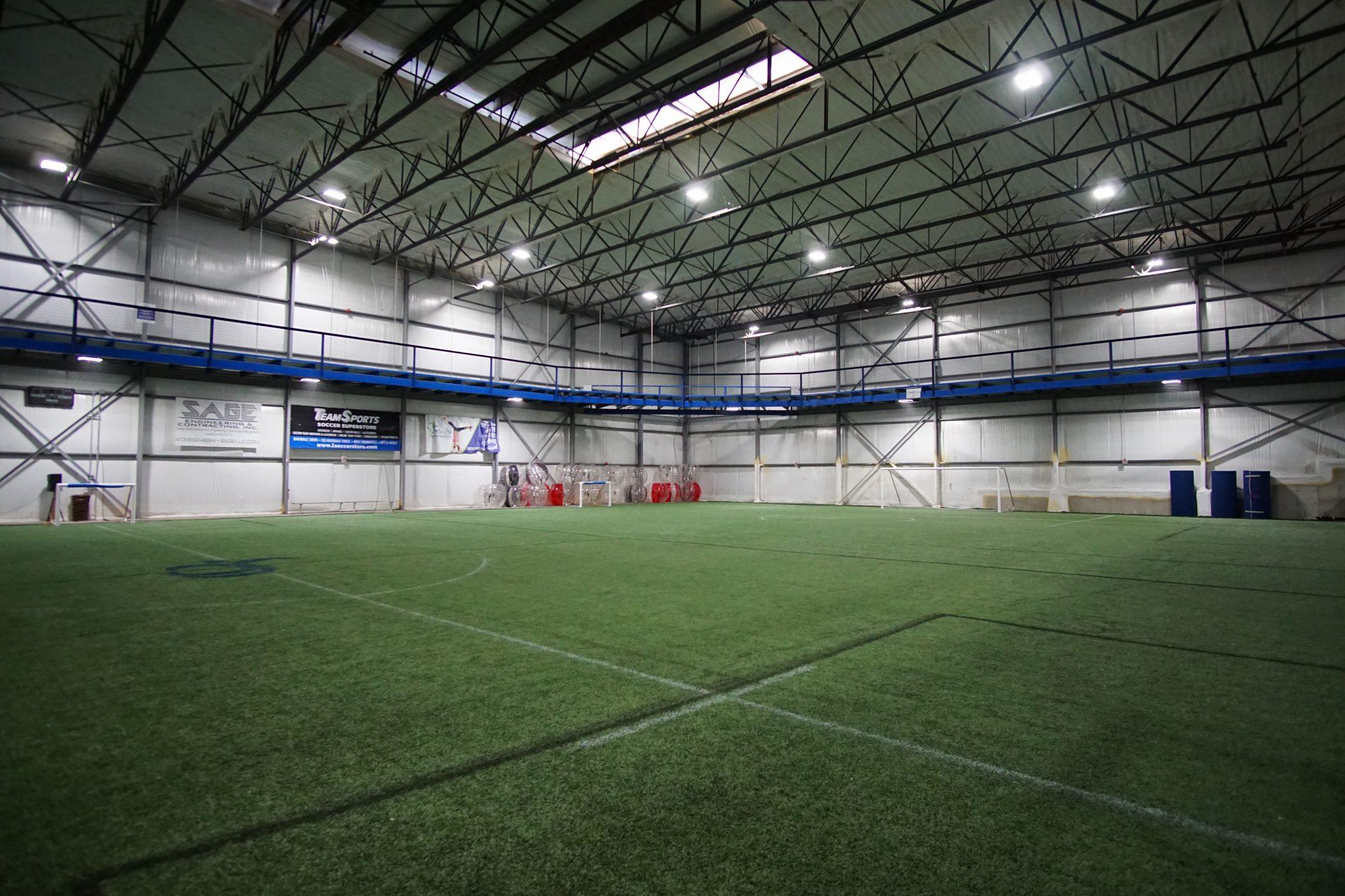 Roots Athletic Center - Westfield, MA - Indoor & Outdoor