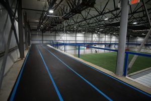 Roots Athletic Center Indoor Track