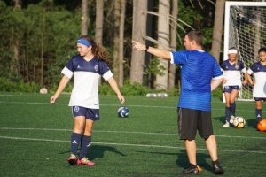 Roots Athletic Center Summer Select Soccer Program