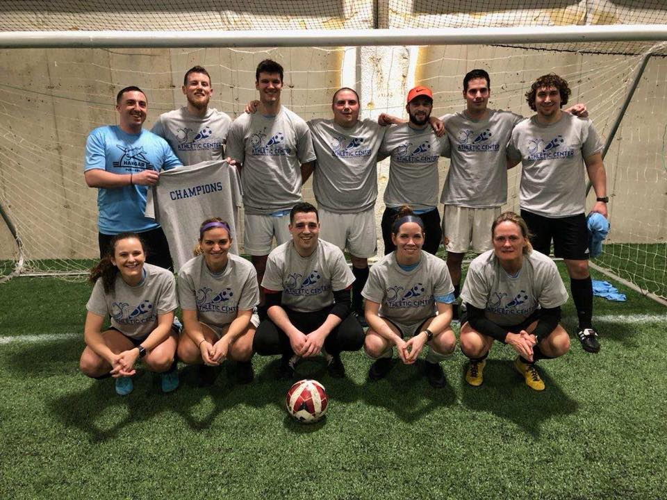 Roots Athletic Center Spring Adult Coed Soccer