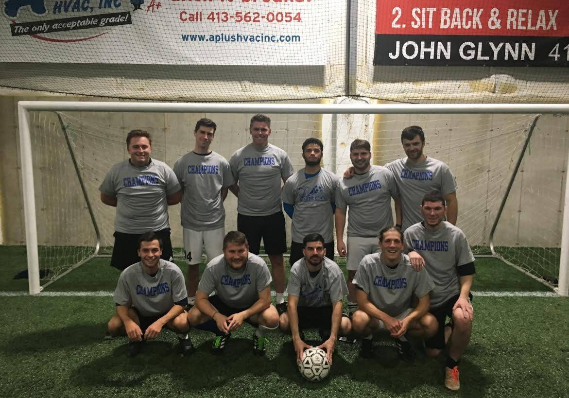 Roots Athletic Center Men's Indoor Soccer League